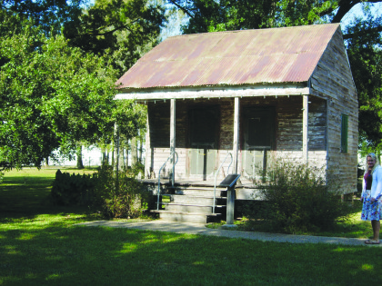 Photo_Old_River_Road_Plantation_Slave_House_New_Orleans