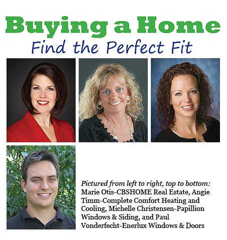 Buying a home find the perfect fit strictly business omaha for Find the perfect home