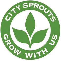 city sprouts logo omaha