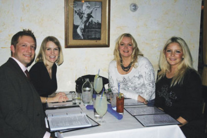 Photo-North-Valley-Dermatology-dinner-strictly-business-omaha-scottsdale