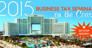 2015 Business Tax Seminar