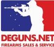 DE Guns Logo Omaha Nebraska