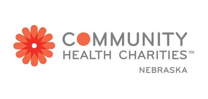 Community Health Charities Nebraska Logo