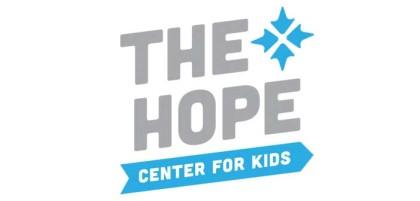 The Hope Center for Kids Logo
