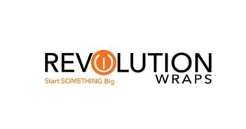 Revolution Wraps logo