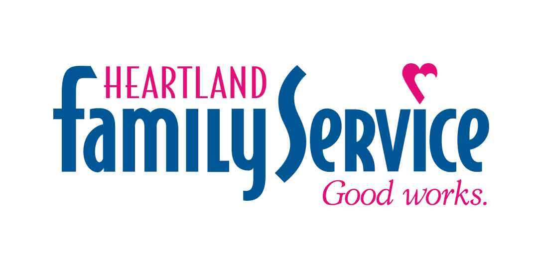 Heartland Family Service logo