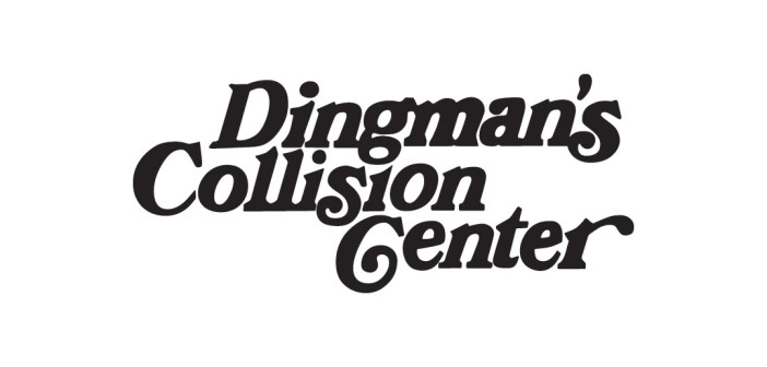 Dingman's Collision Center Logo