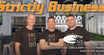 NEworks Nebraska Department of Labor - Eat Fit Go Cover