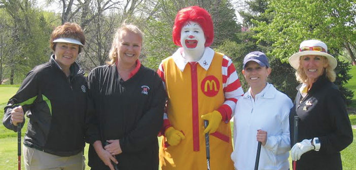 Ronald McDonald Golf Tournament