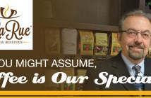 LaRue Coffee & Roasterie Client Spotlight Header