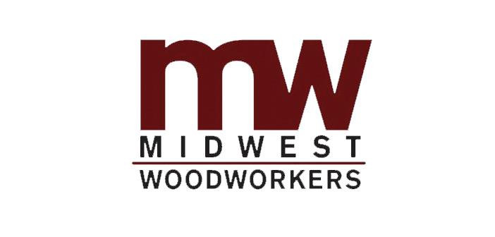 Midwest Woodworkers Logo Omaha Nebraska