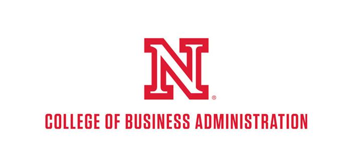 University of Nebraska-Lincoln College of Business Administration Logo