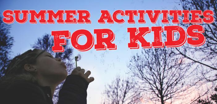 Summer Activities for Kids in Omaha, NE