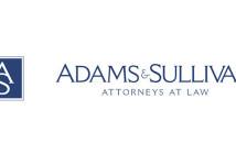Adams & Sullivan Attorneys at Law Logo