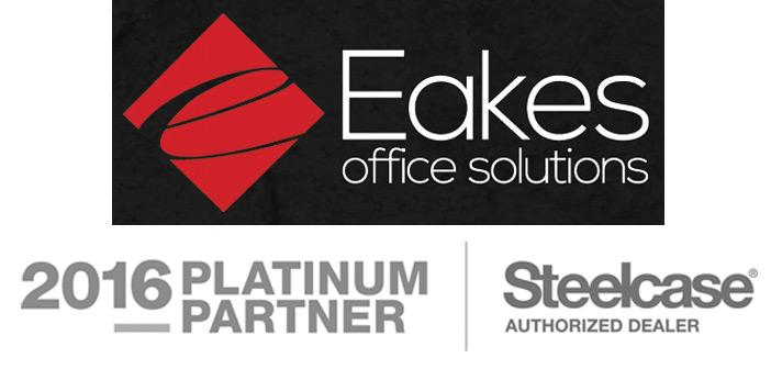 Eakes Office Solutions Recognized As 2016 Platinum Partner