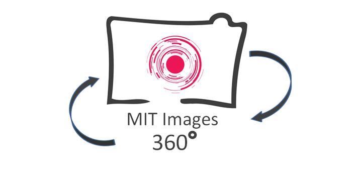 MIT Images 360 Logo