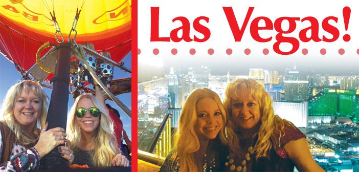 Travel Series: Las Vegas!