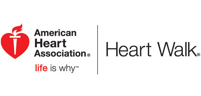 American Heart Association Heart Walk Logo