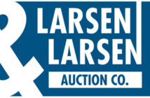 Larsen & Larsen Auction Co.-Logo