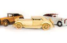 Midwest Woodworkers Antique Car Kit Photo