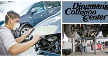 Dingman's Collision Center-Header-Client Spotlight