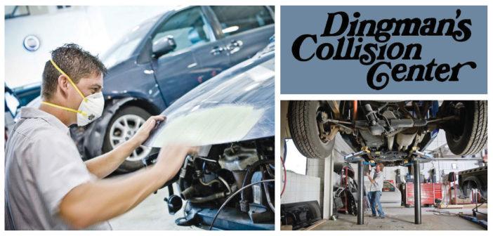 Dingman's Collision Center-Header-Client Spotlight