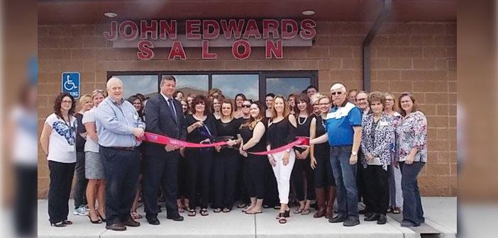 John Edward S Salon Amp Day Spa Celebrates 20th Anniversary