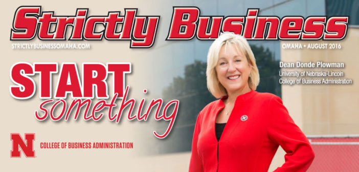 "UNL College of Business Administration – ""Start Something"""