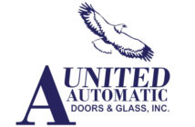 A United Automatic Doors & Glass-Logo