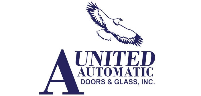 A United Automatic Doors & Glass-Logo