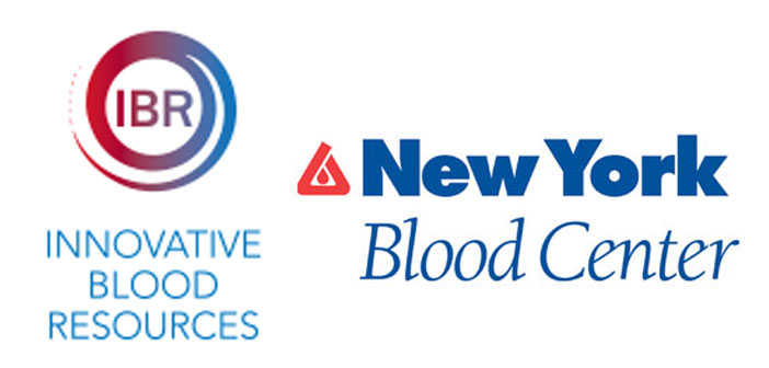 Innovative Blood Resources & New York Blood Center Join Forces