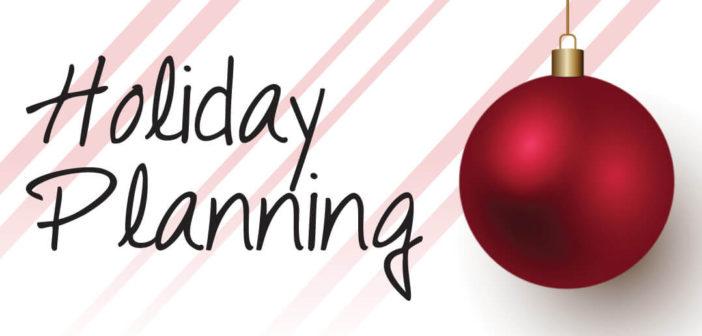 Holiday Planning in Omaha, NE