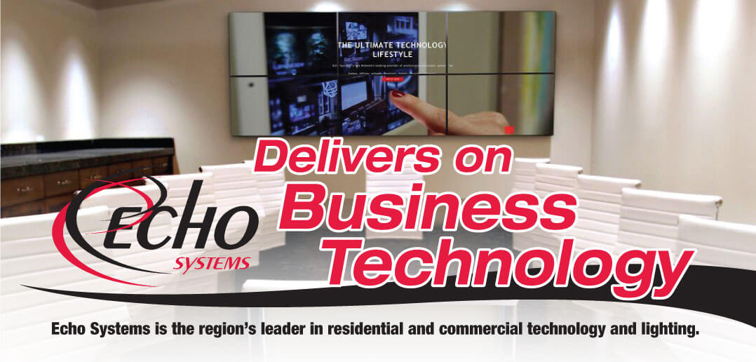 echo systems delivers on business technology