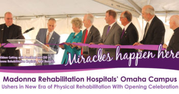Madonna Rehabilitation Hospital - Header