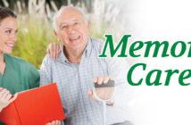 Memory Care header