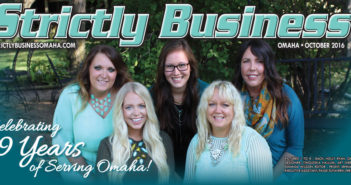 Strictly Business-Cover Story