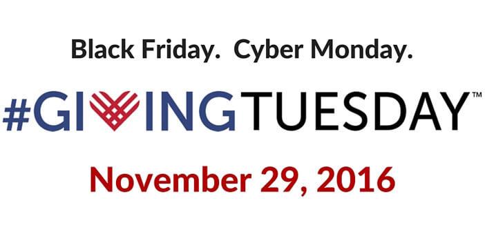 Giving Tuesday - logo