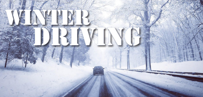 Winter Driving - Header