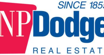 NP Dodge - Logo