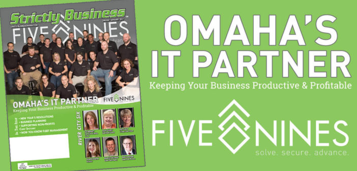 Five Nines – Omaha's IT Partner Keeping Your Business Productive & Profitable