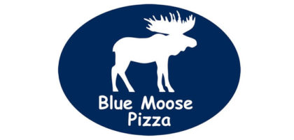 Blue Moose Pizza-Logo