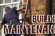 Building Maintenance - Header
