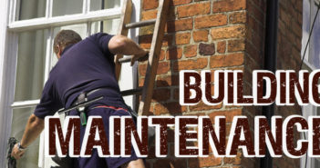 Building Maintenance - Header