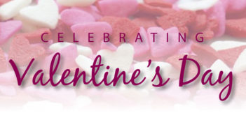 Celebrating Valentine's Day - Header
