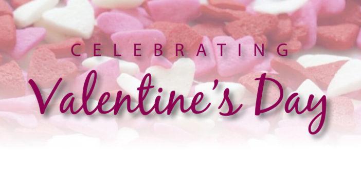 Celebrating Valentine's Day - Header