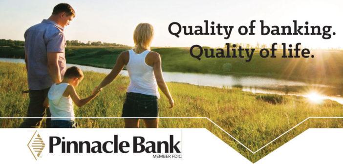 Pinnacle Bank - Header