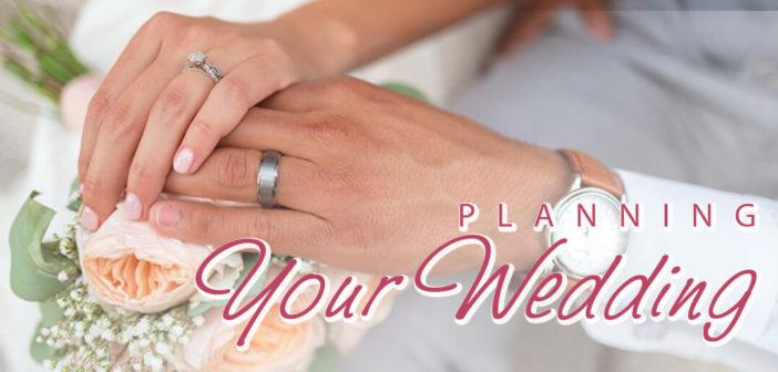 Planning Your Wedding - Header