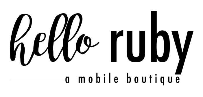 hello ruby - logo