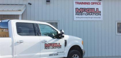 McGill Restoration-Training Center