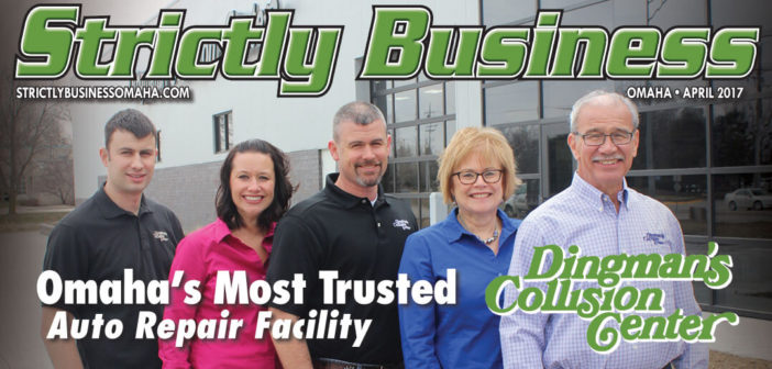 Dingman's Collision Center – Omaha's Most Trusted Auto Repair Facility
